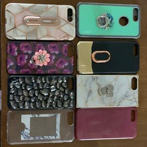 iPhone 7 Plus case bundle